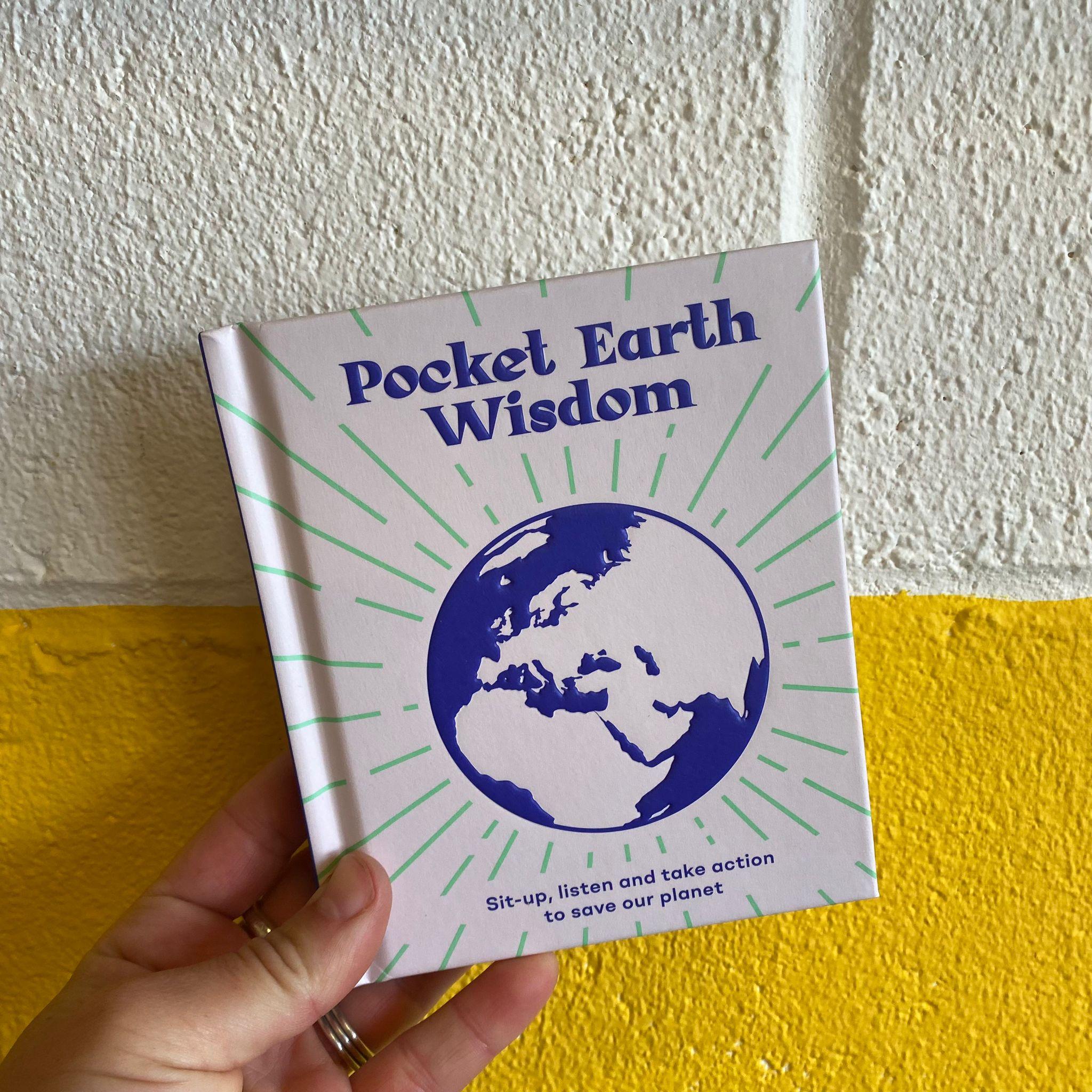 Pocket Earth Wisdom | Hardie Grant