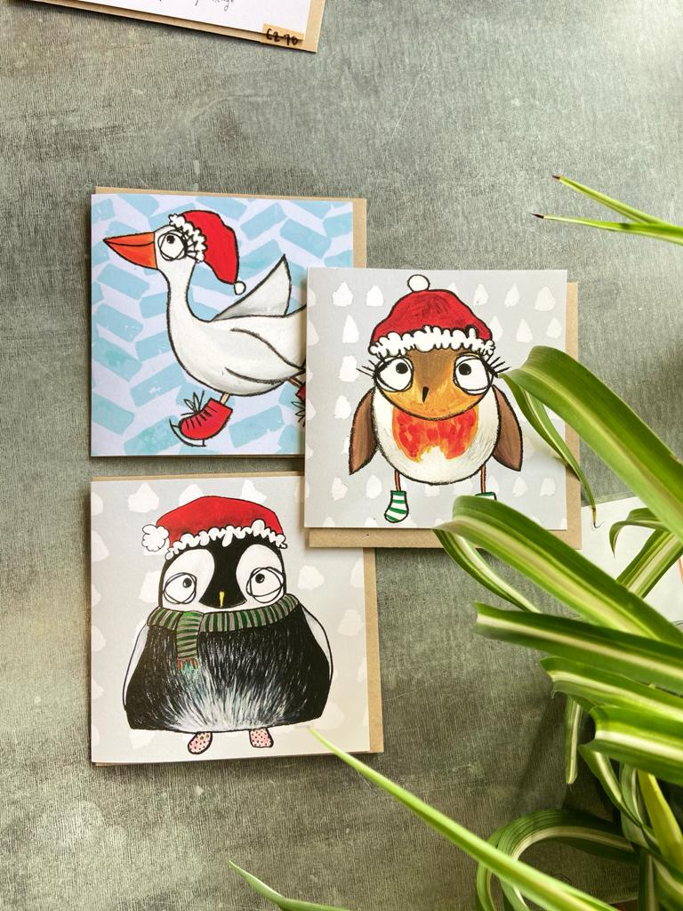 Christmas Cards   Silly Moo