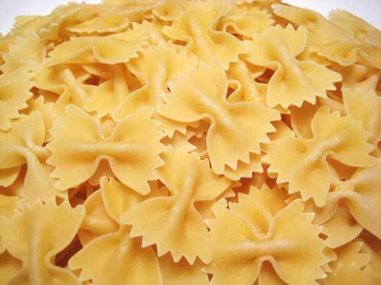 White Farfalle Pasta | Organic
