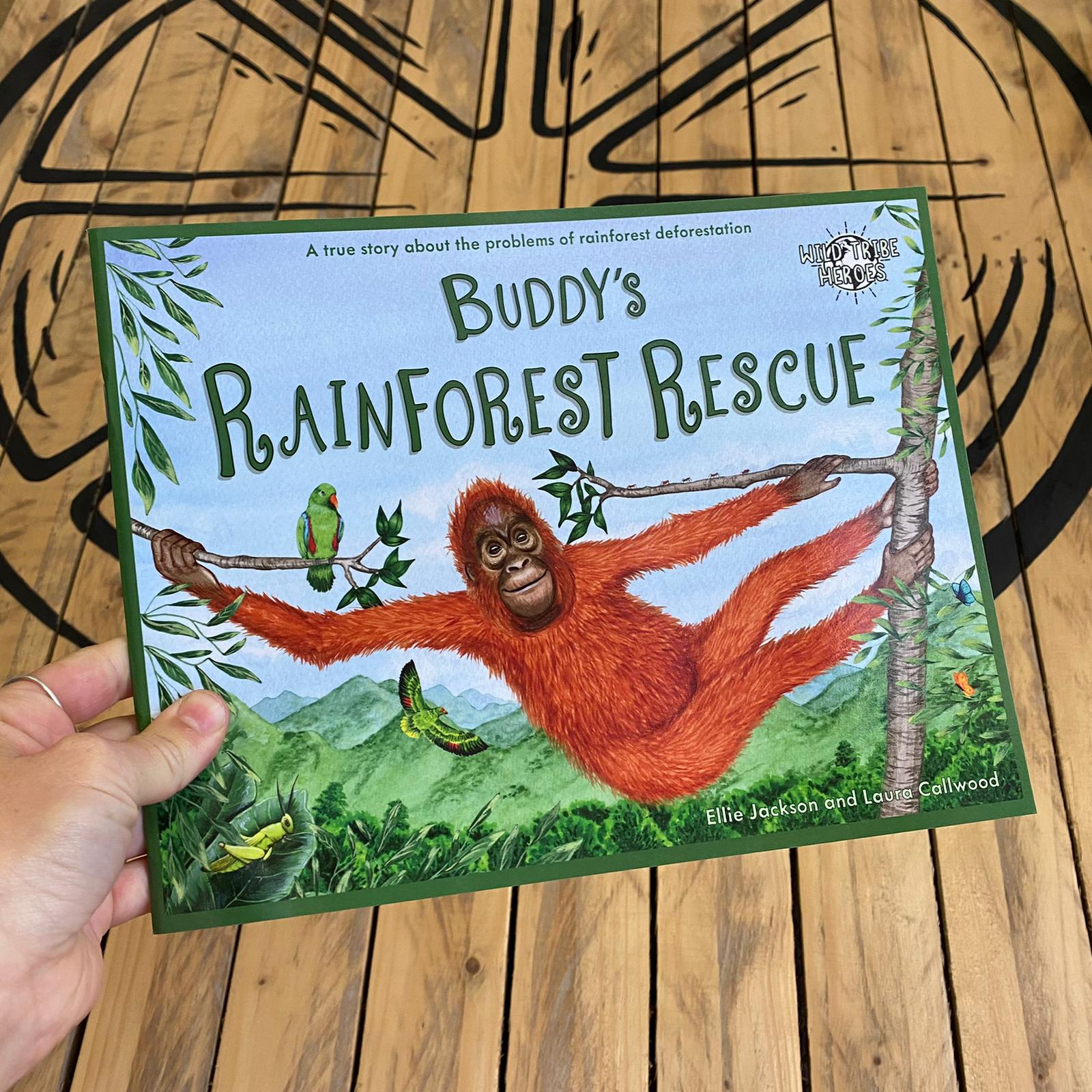 Buddy's Rainforest Rescue | Wild Tribe