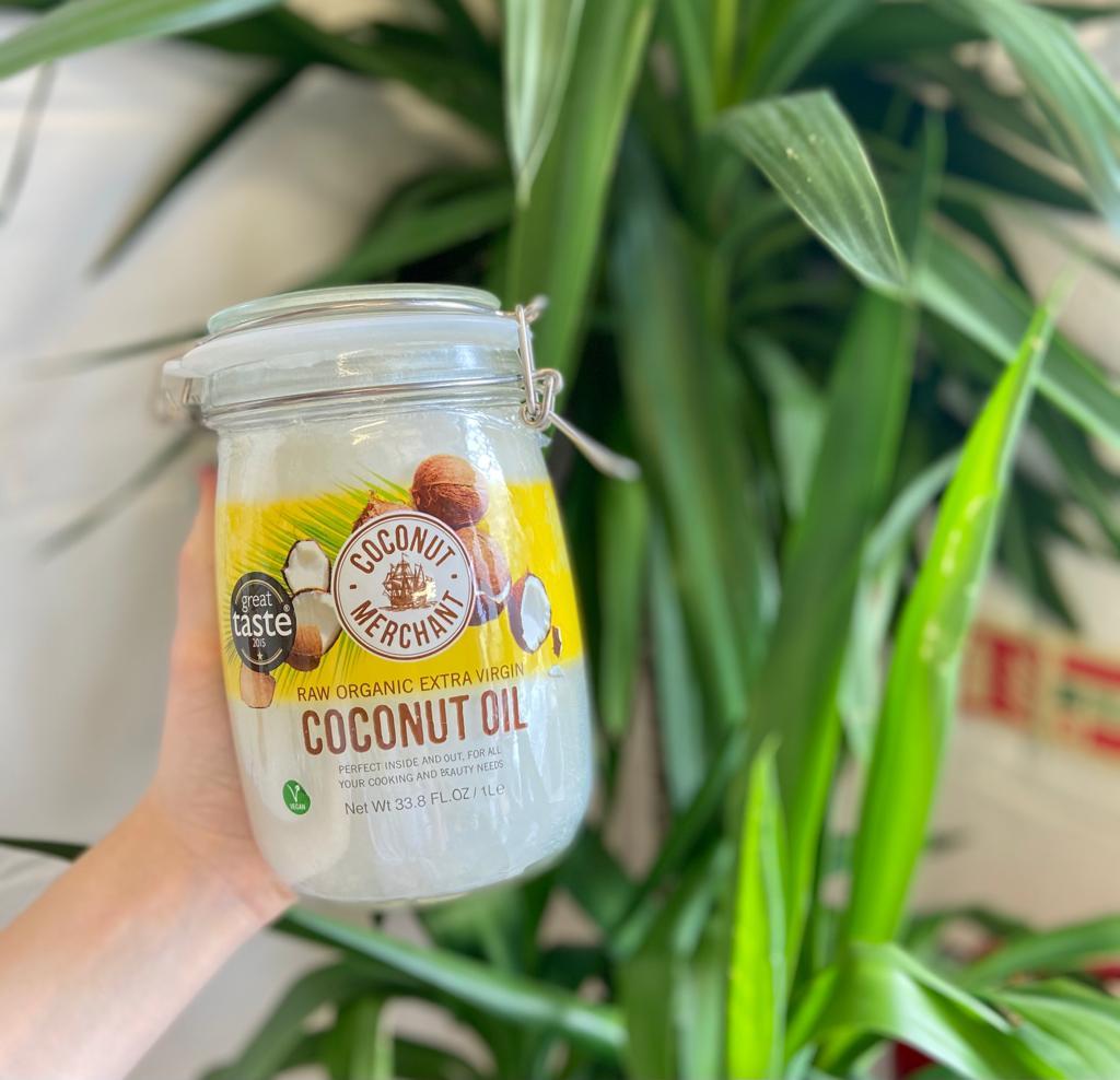 Coconut Oil Organic | Coconut Merchant