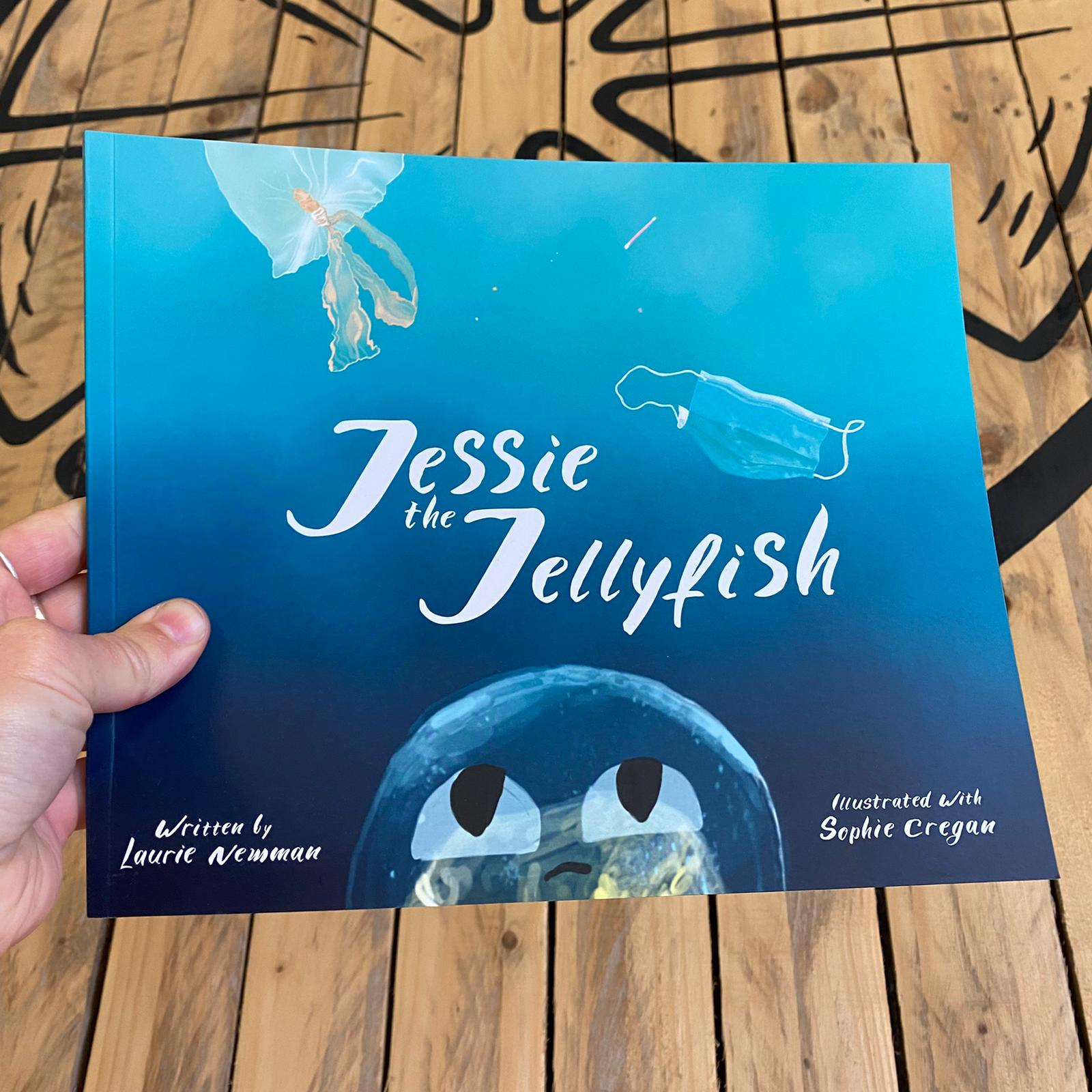 Jessie the Jellyfish | Laurie Newman