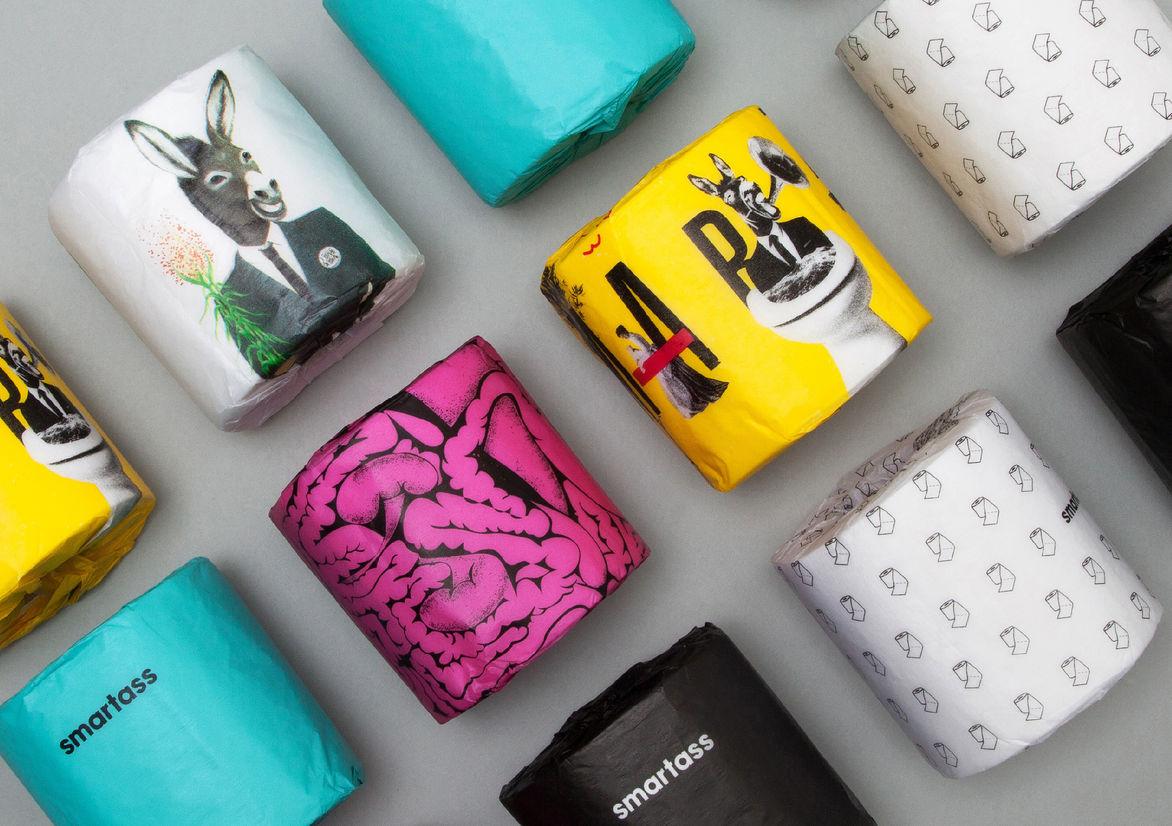 Toilet Paper | Smartass