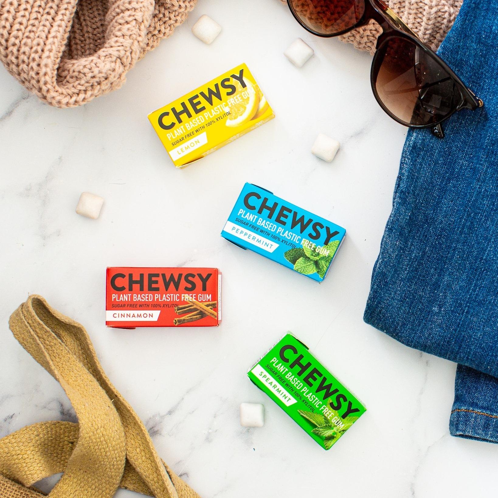 Plastic Free Chewing Gum | Chewsy