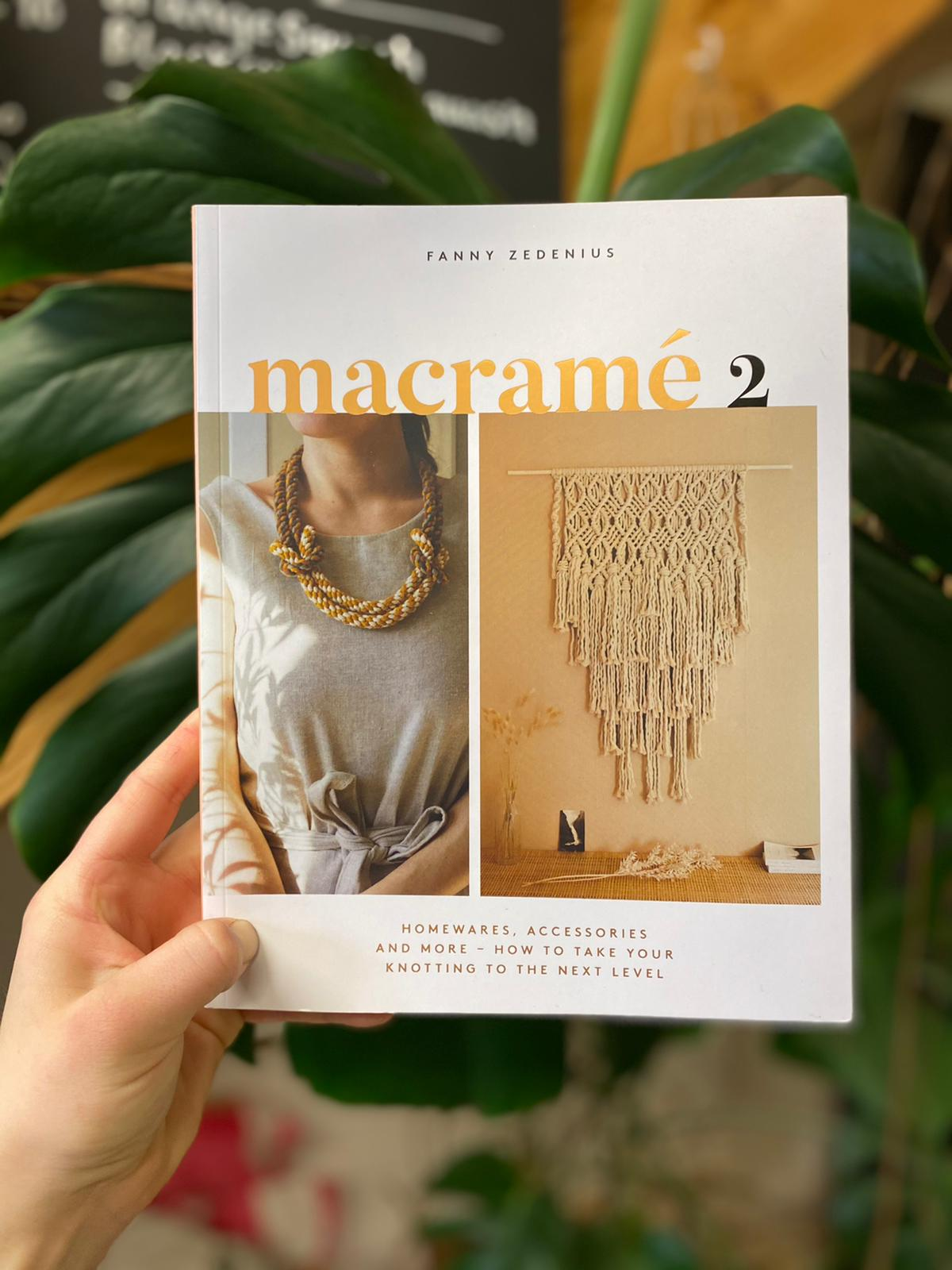 Macramé  2 | Fanny Zedenius
