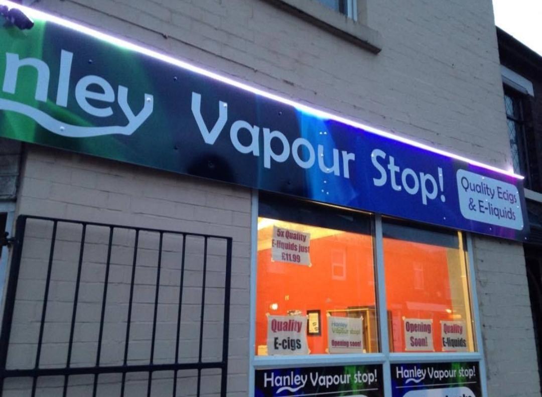 Hanley Vapour Stop