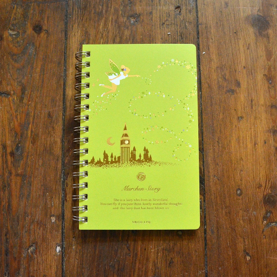 Anteckningsbok - Peter Pan