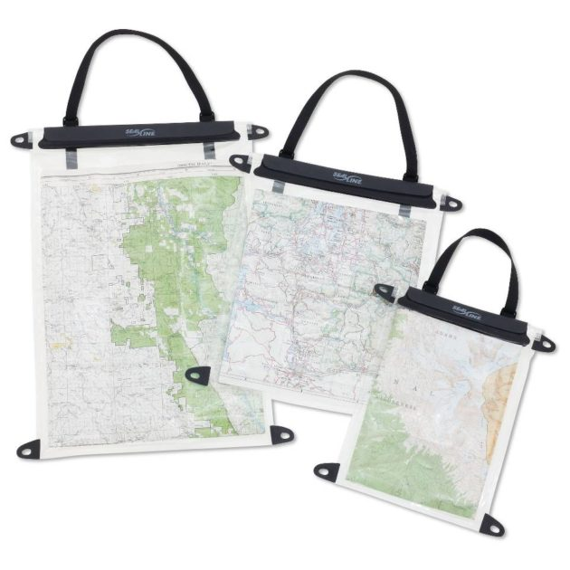 KARTFODRAL SEALLINE HP MAP CASE