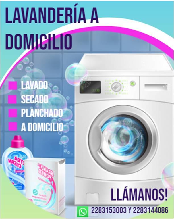 Lavandería a Domicilio