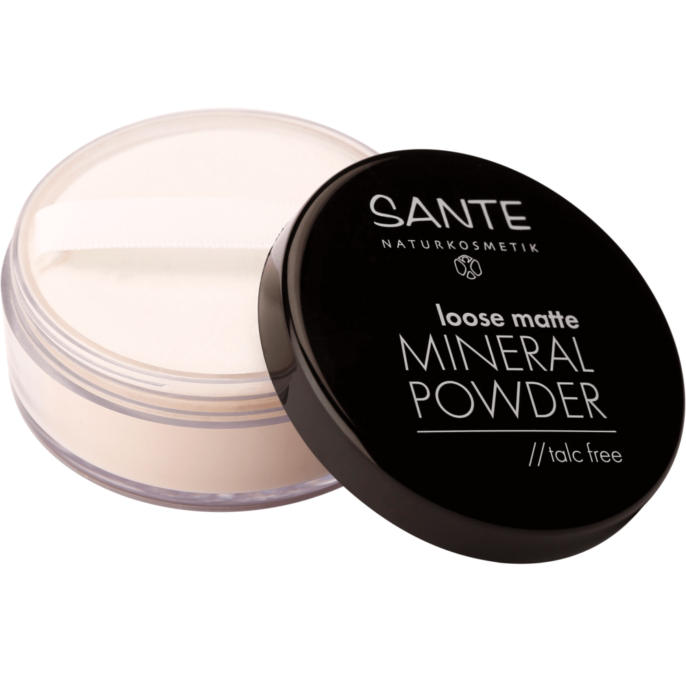 Sante Make-Up Mineralpuder Foundation