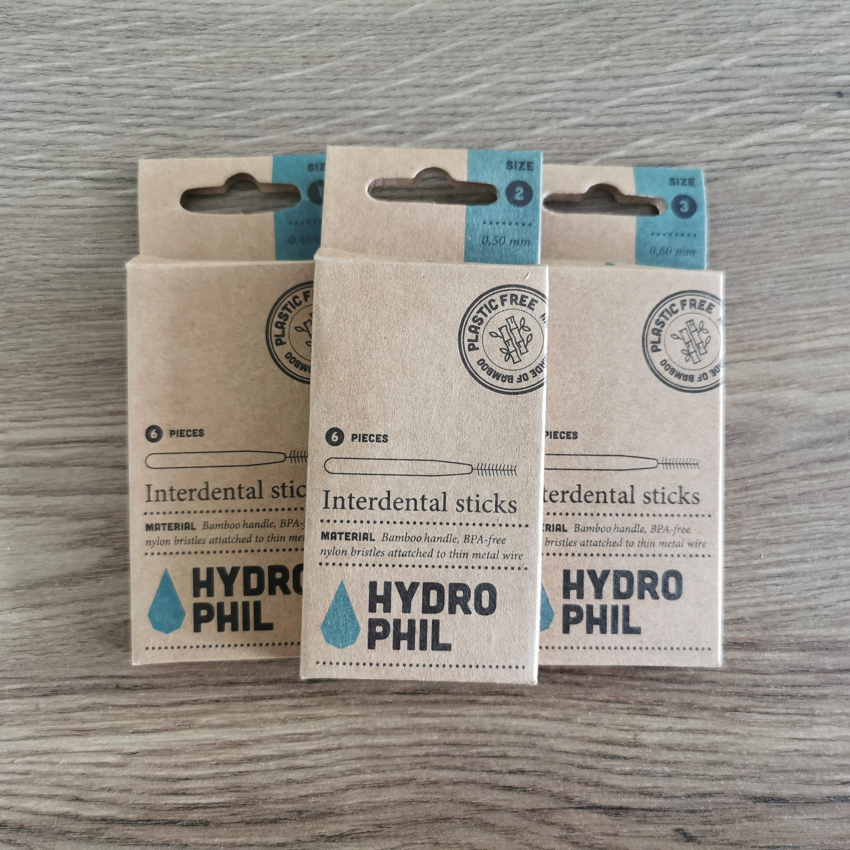 Hydrophil Interdental Sticks