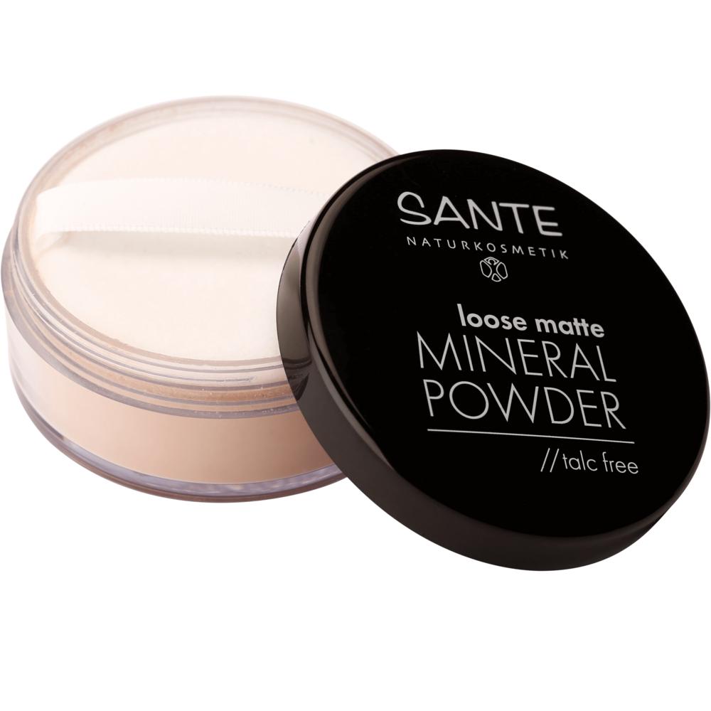 Sante Make-Up Mineralpuder Foundation