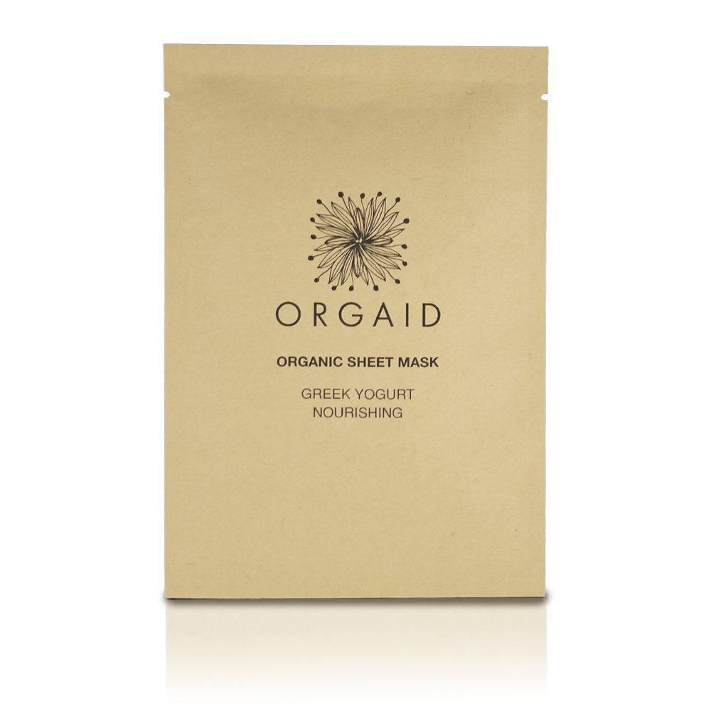 Orgaid Sheet Mask Single