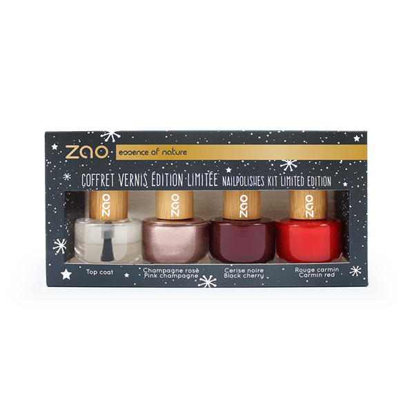 Zao Nagellackskit Limited Edition