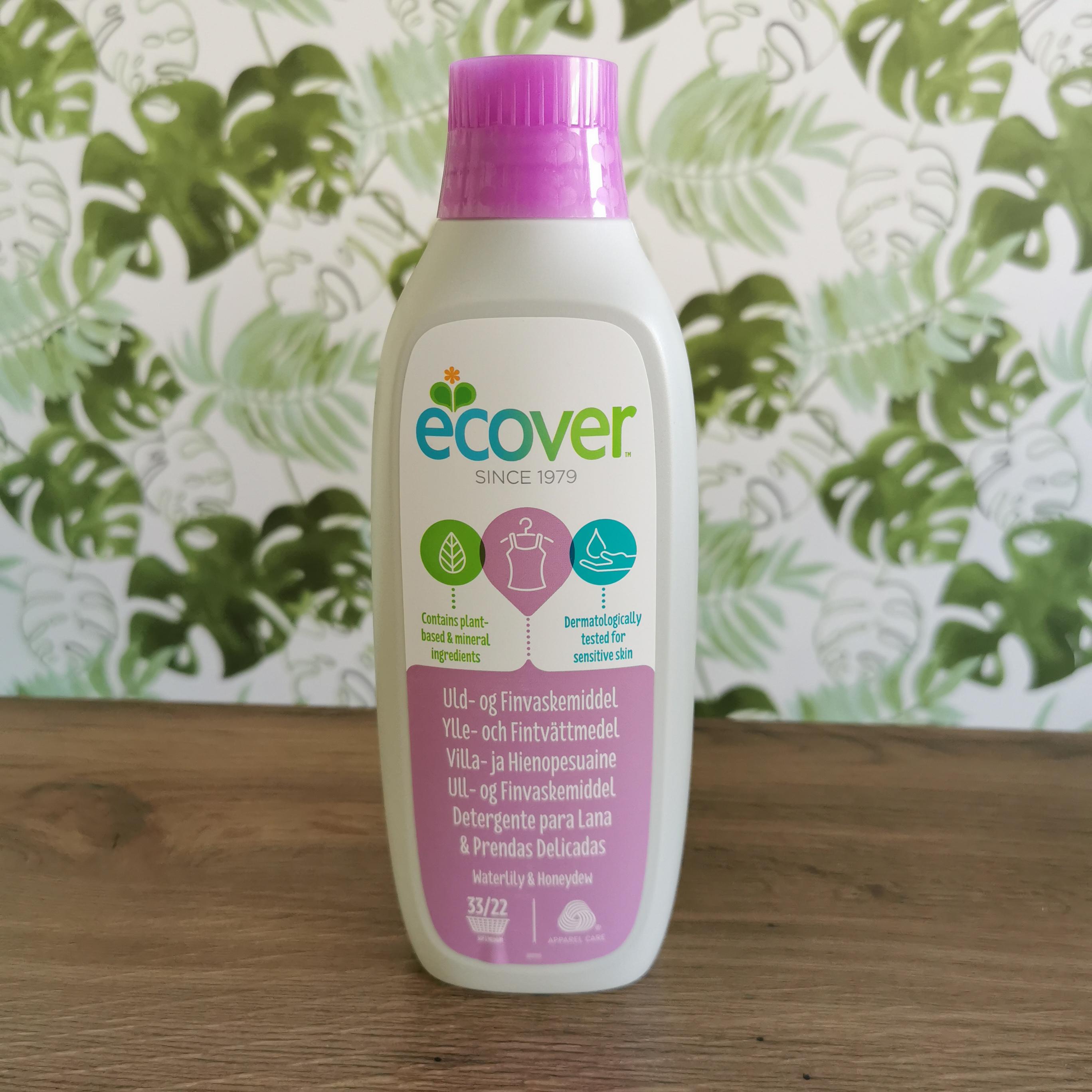 Ecover Ylle-och Fintvättmedel