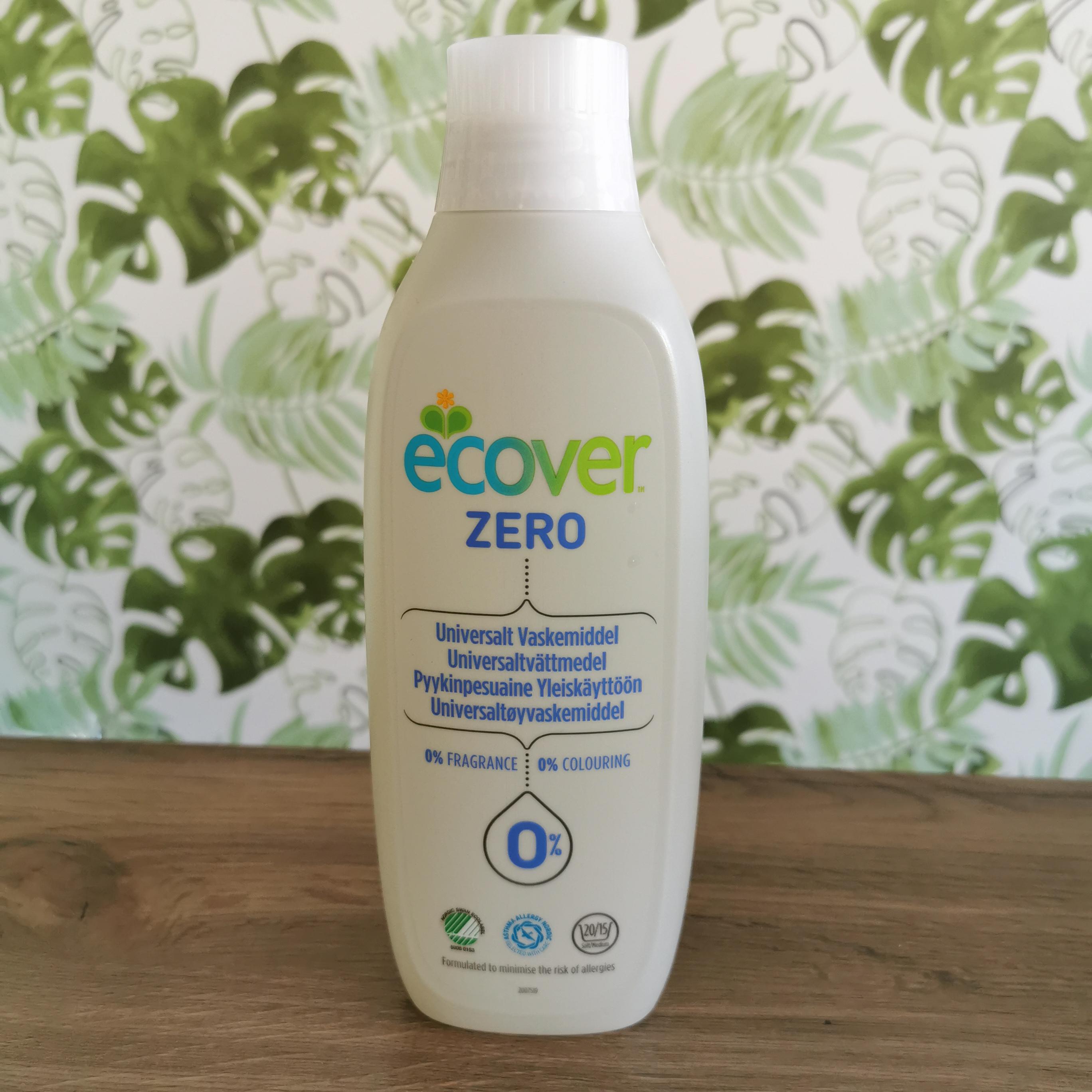 Ecover Zero Tvättmedel