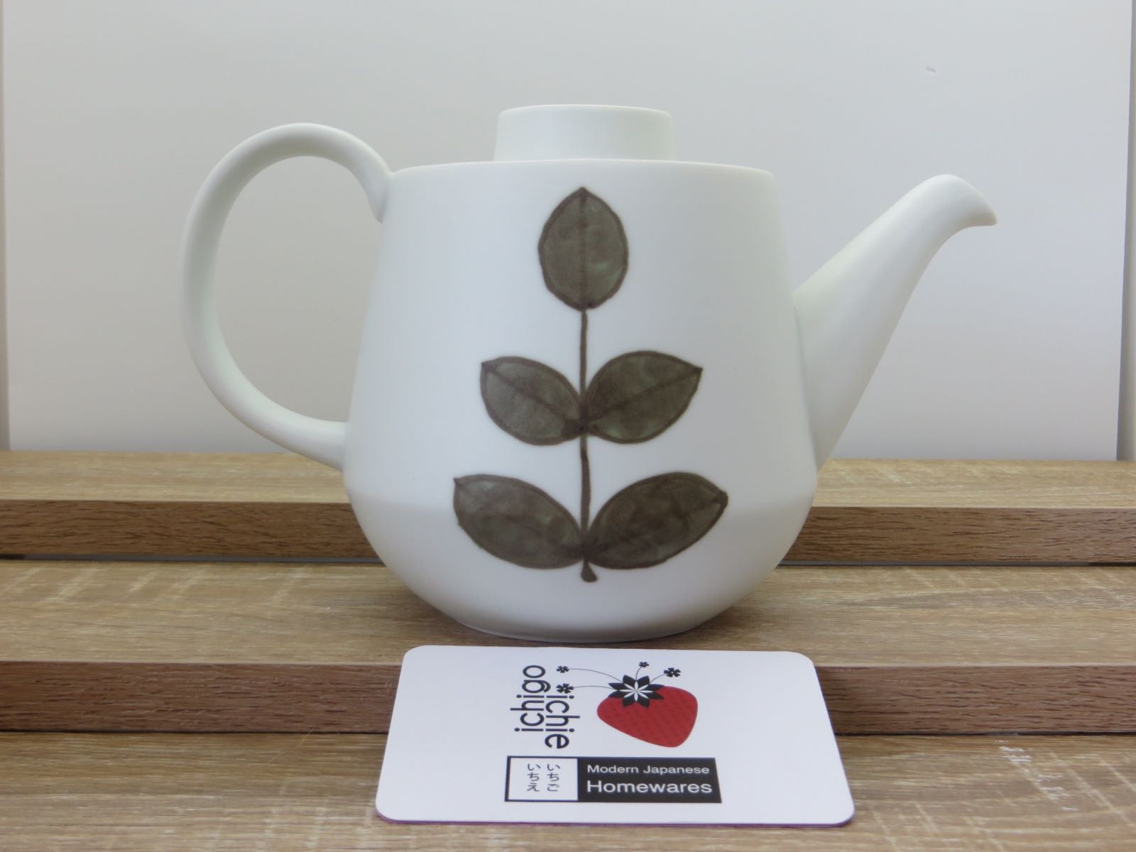 KIHARA Fiore Tea Pot