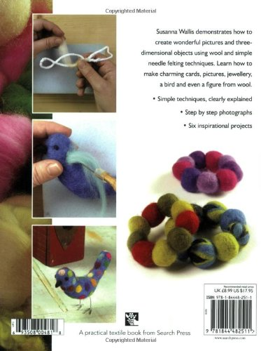 Beginner's Guide To Needle Felting (Book)