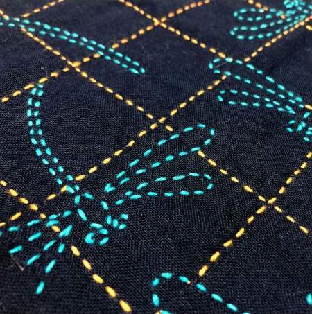 Dragonfly - 'Tombo' Sashiko Embroidery Kit