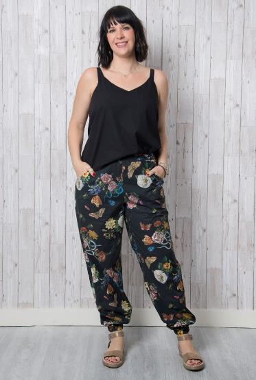 Alice Trousers Sewing Pattern - by Emporia