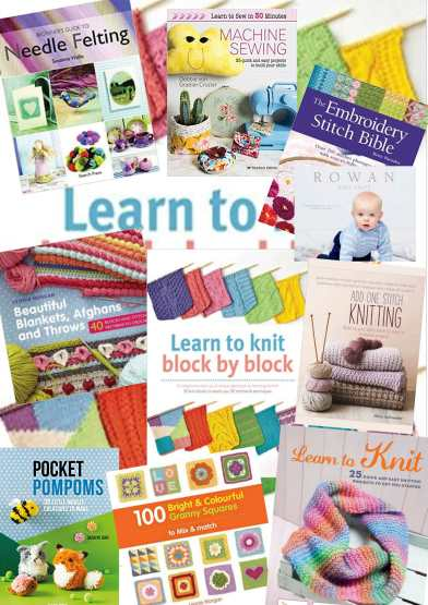 Beginners Craft Books