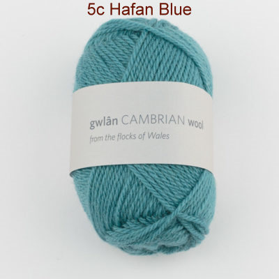 Cambrian Mountains Wool Double Knitting