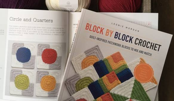 Block by Block Crochet (Book) and Optional Yarn Pack