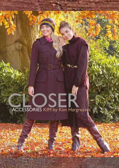 Closer - Accessories Pattern Book by Rowan
