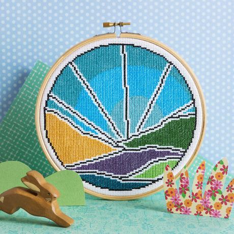 Hawthorn Cross Stitch Kits