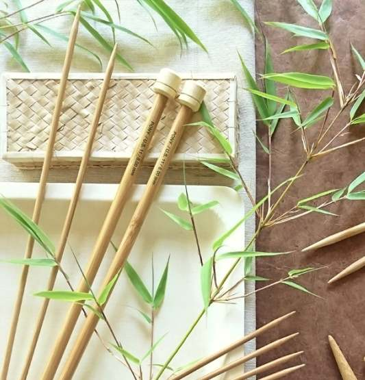 Pony Bamboo Knitting Needles - all sizes