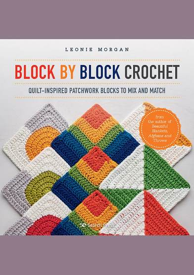 Block by Block Crochet (Book)