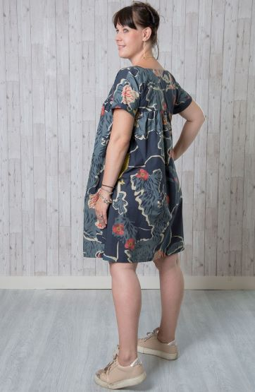 Frida Dress and Top Sewing Pattern - By Emporia