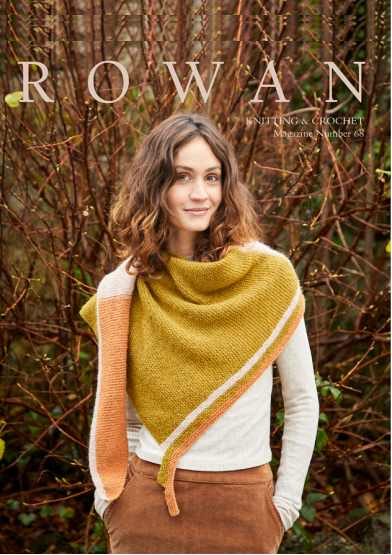 Rowan Pattern Book Mag No. 68