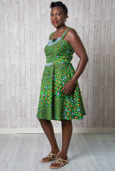 Florence Dress  and Skirt Sewing Pattern - by Emporia