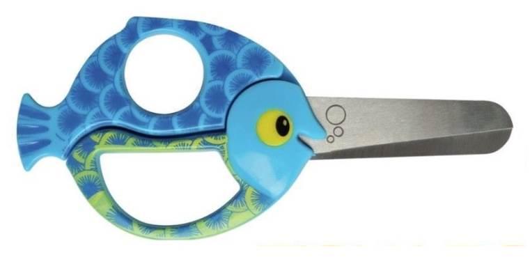 Fiskars Kids Fish Scissors 13cm