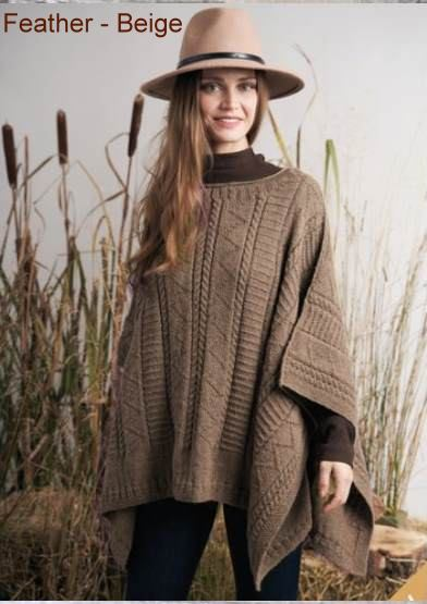 Rowan Herriot Poncho Kit