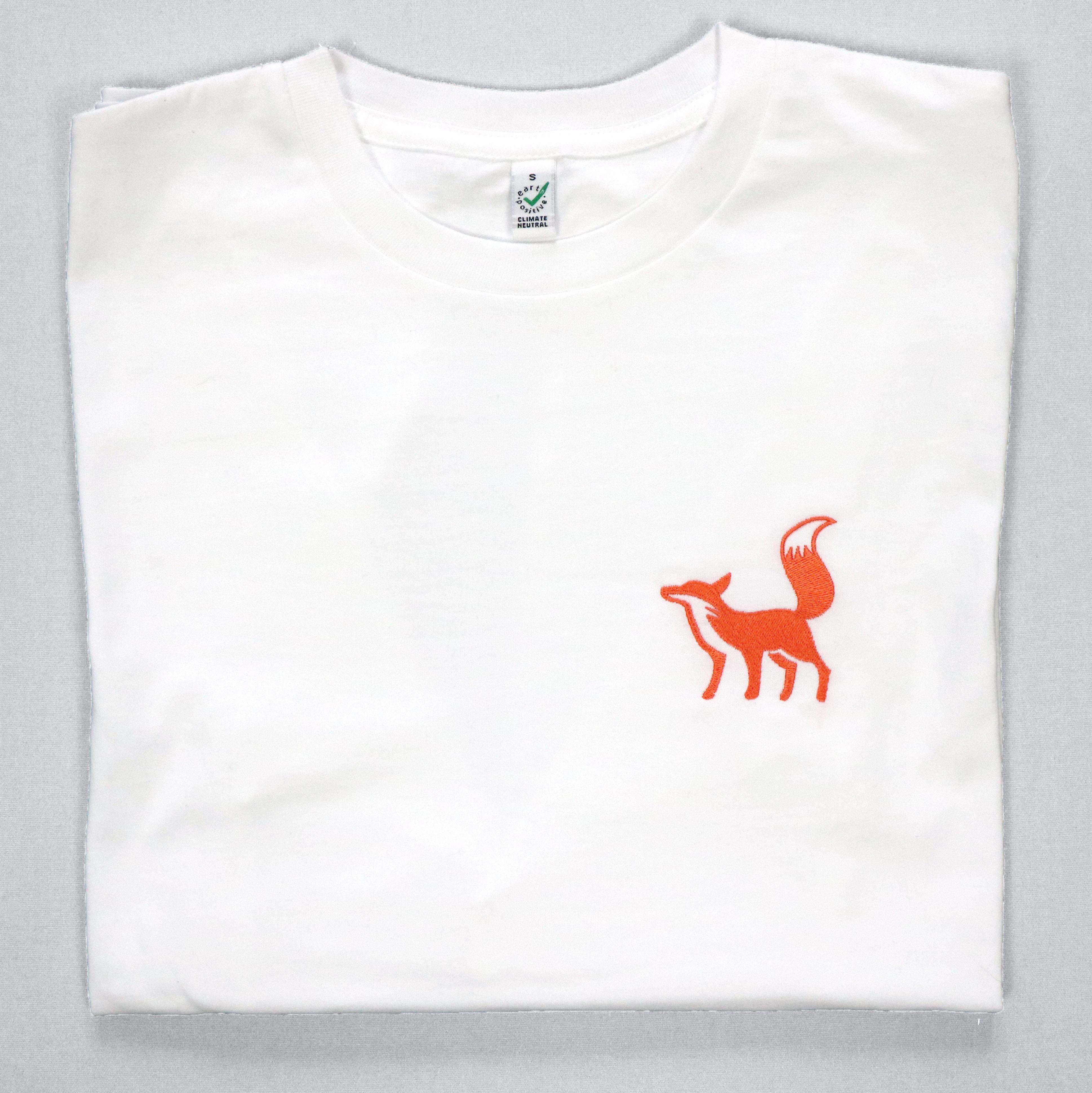 Fox Long Sleeve Tee