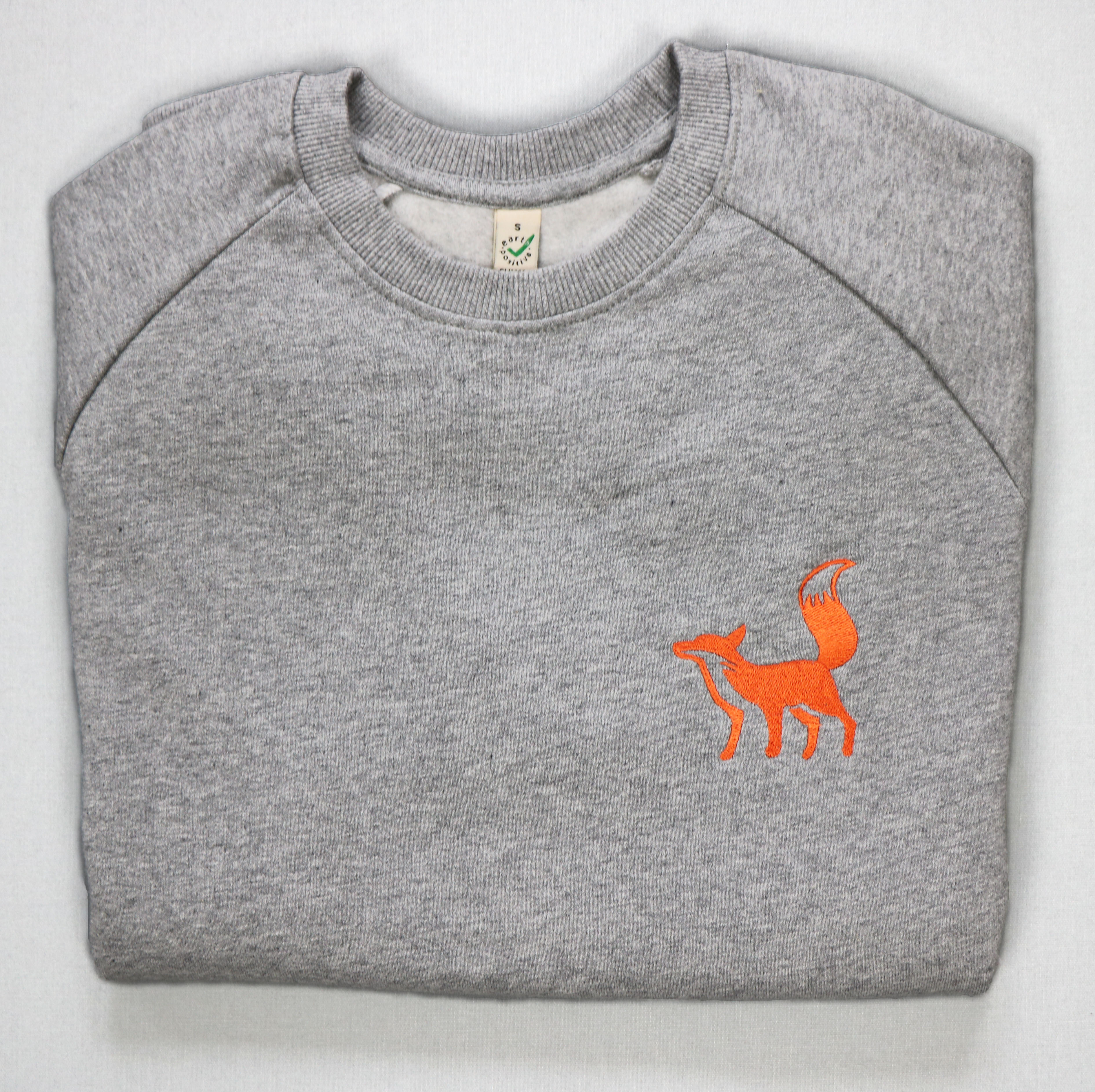 Fox Raglan Sweatshirt