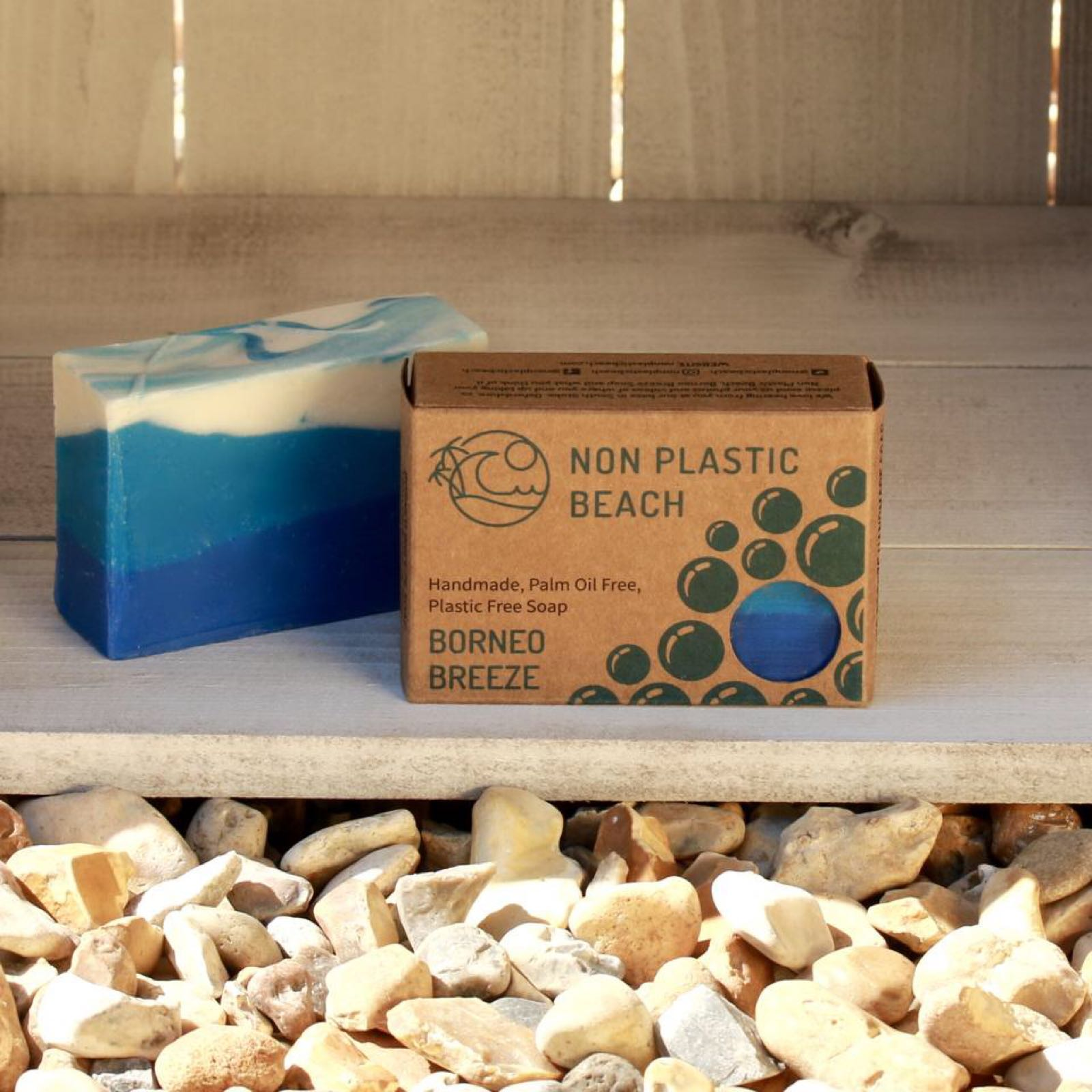'Borneo Breeze' Soap Bar