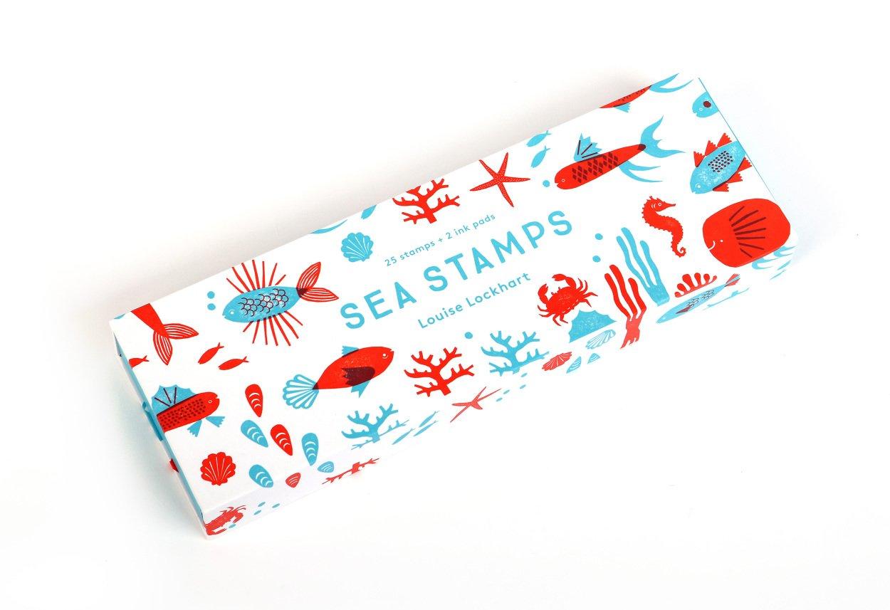 Sea Stamps Stamp Set