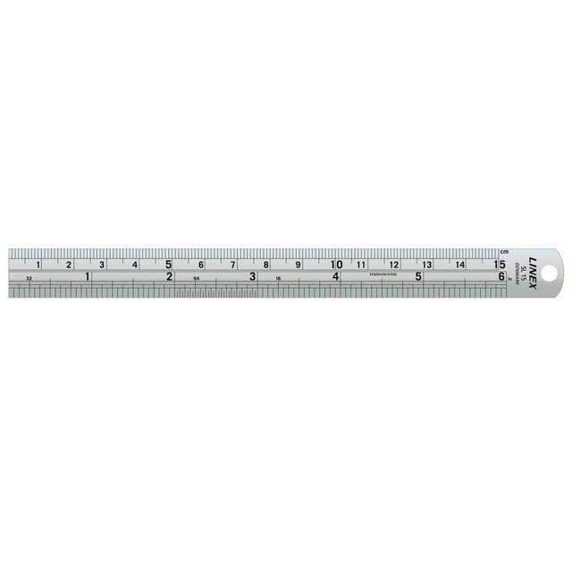 Lindex 15cm Ruler