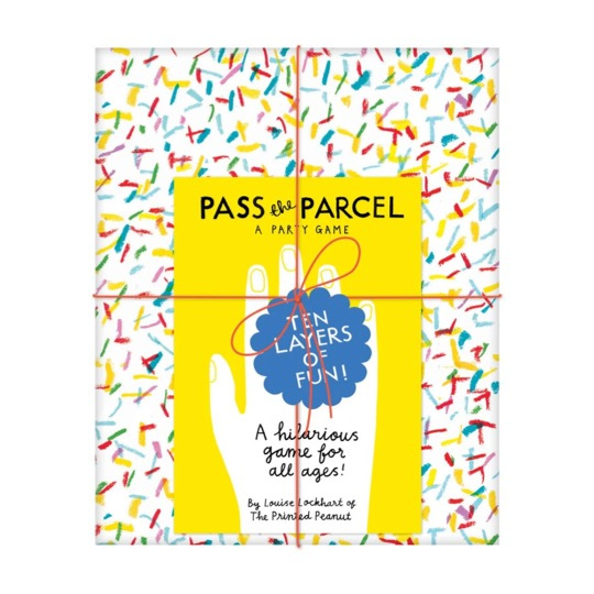 Pass the Parcel, A Party Game