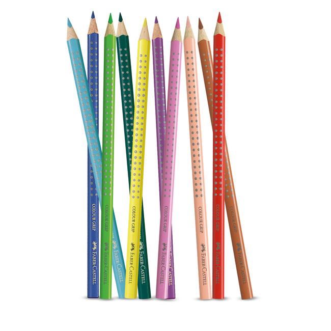 Faber-Castell Colour Grip Colouring Pencil