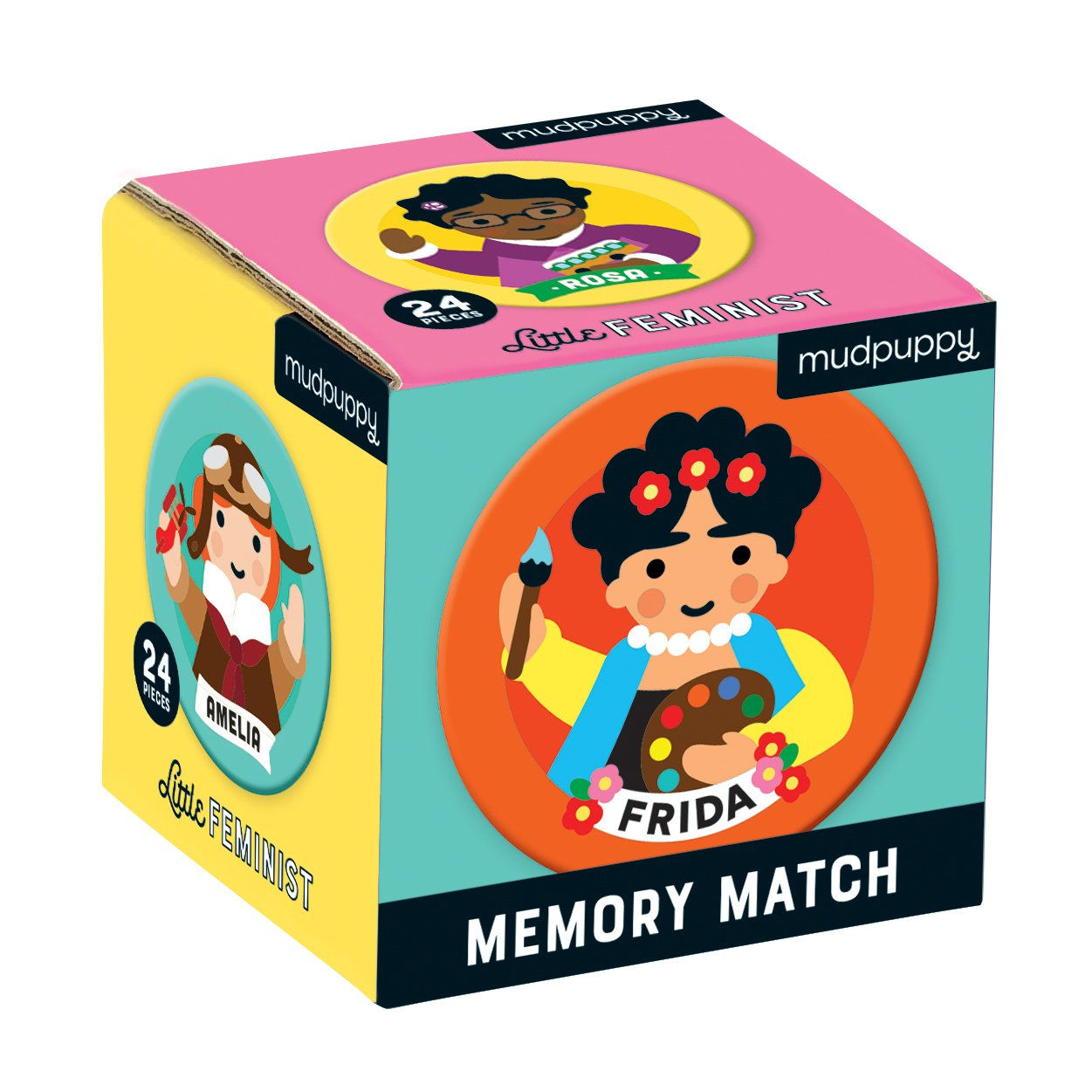 Little Feminist Memory Game