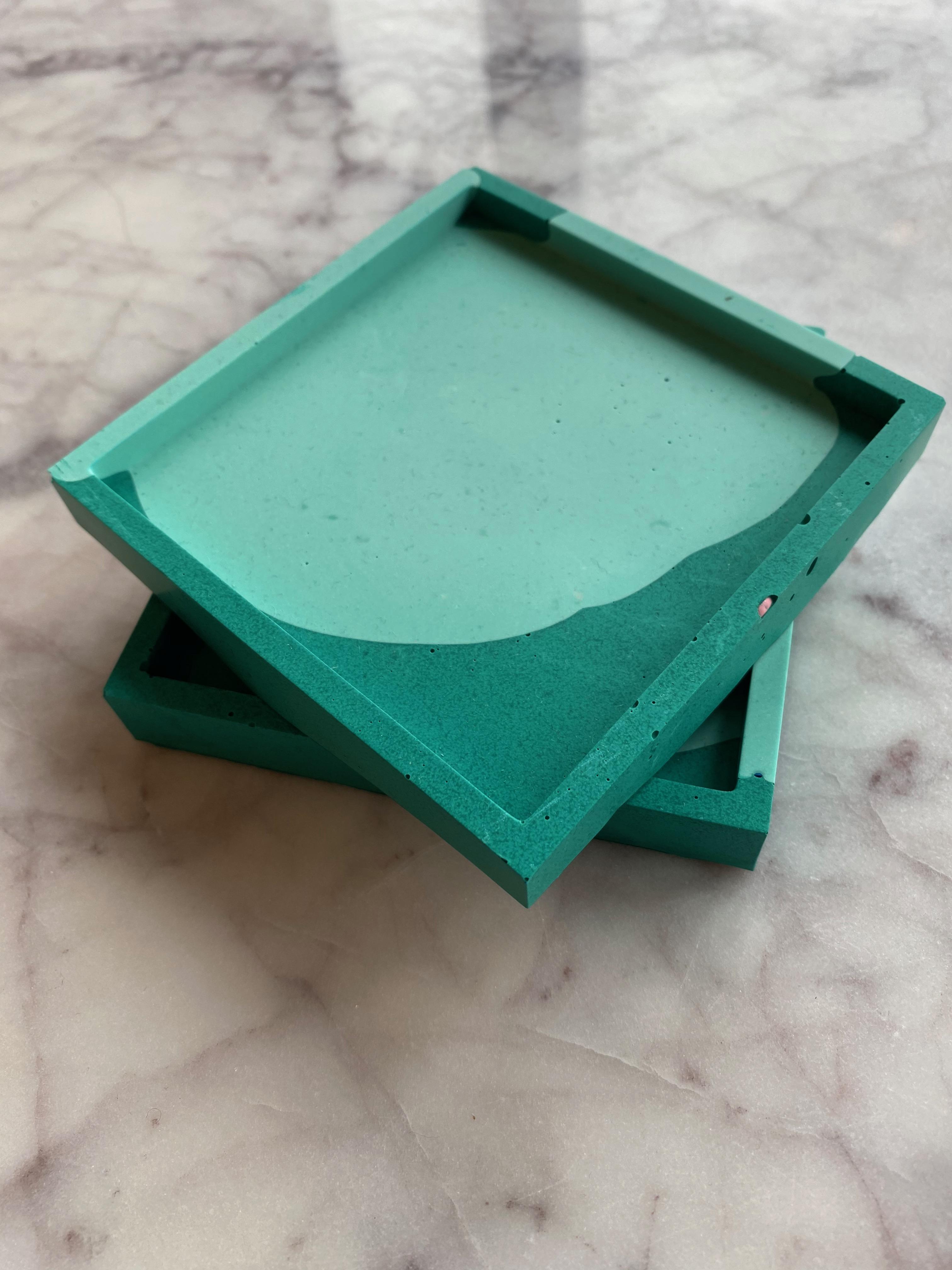 Jesmonite Coasters - Square