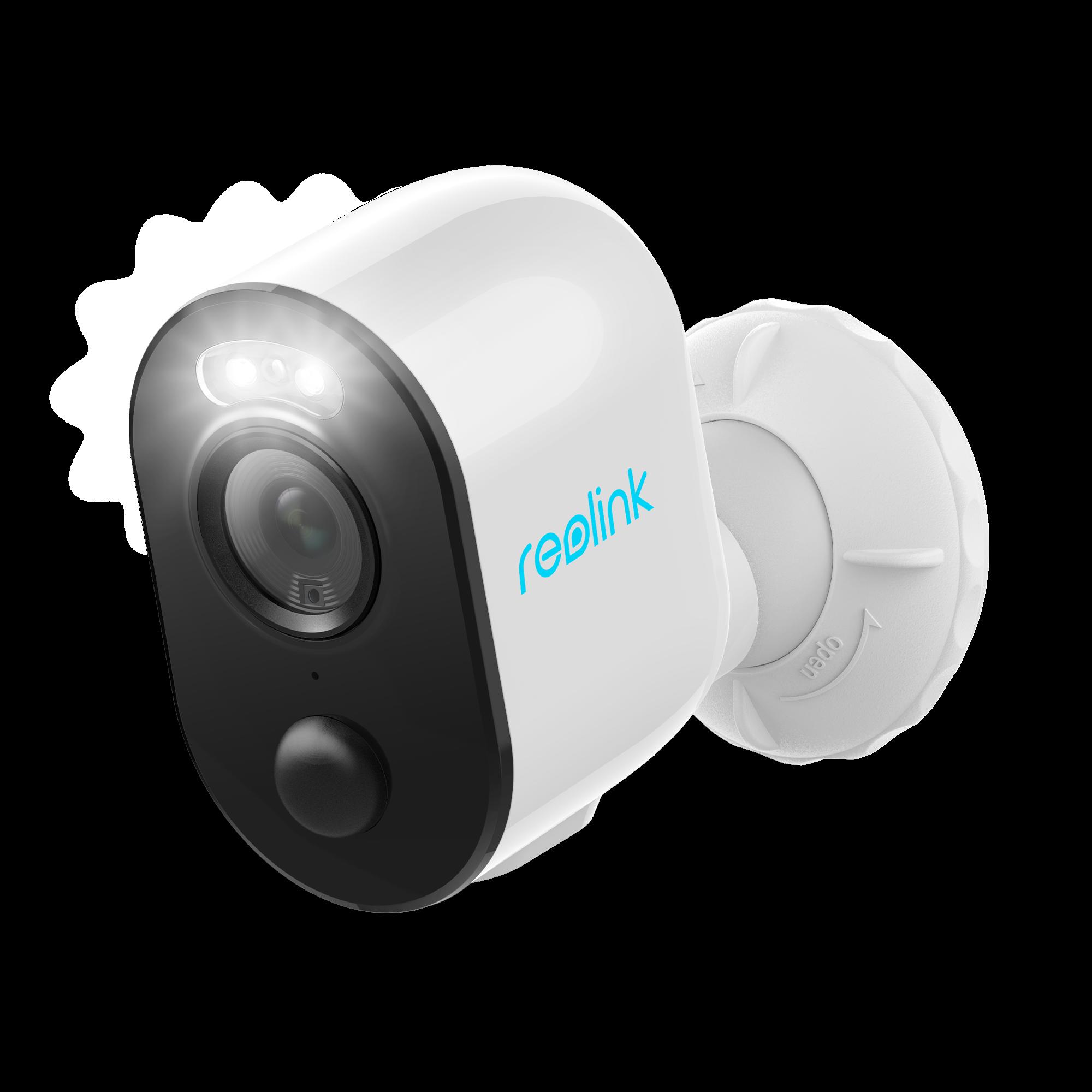 Reolink Argus 3 akkukäyttöinen WiFi kamera