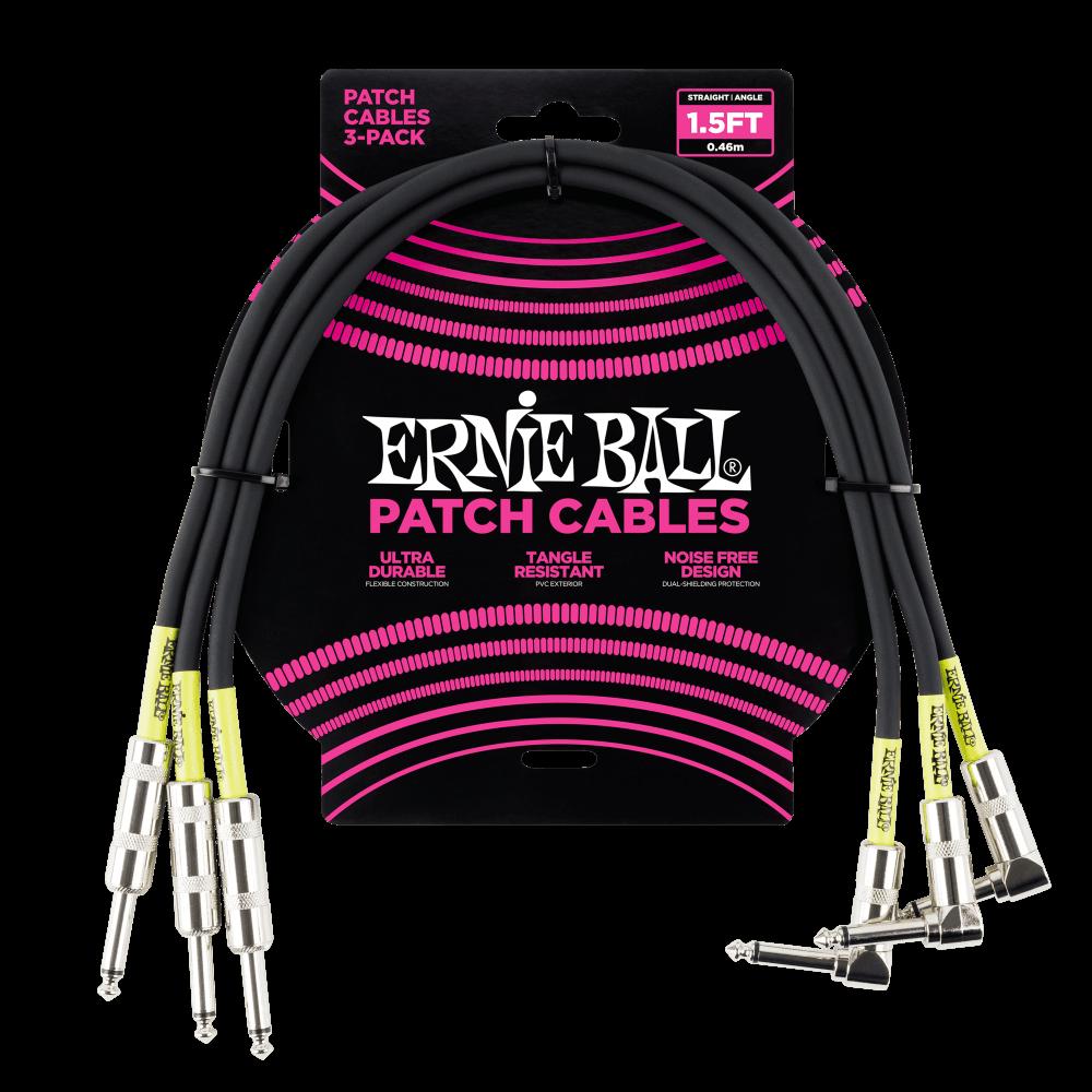 Ernie Ball patch cables TTMN