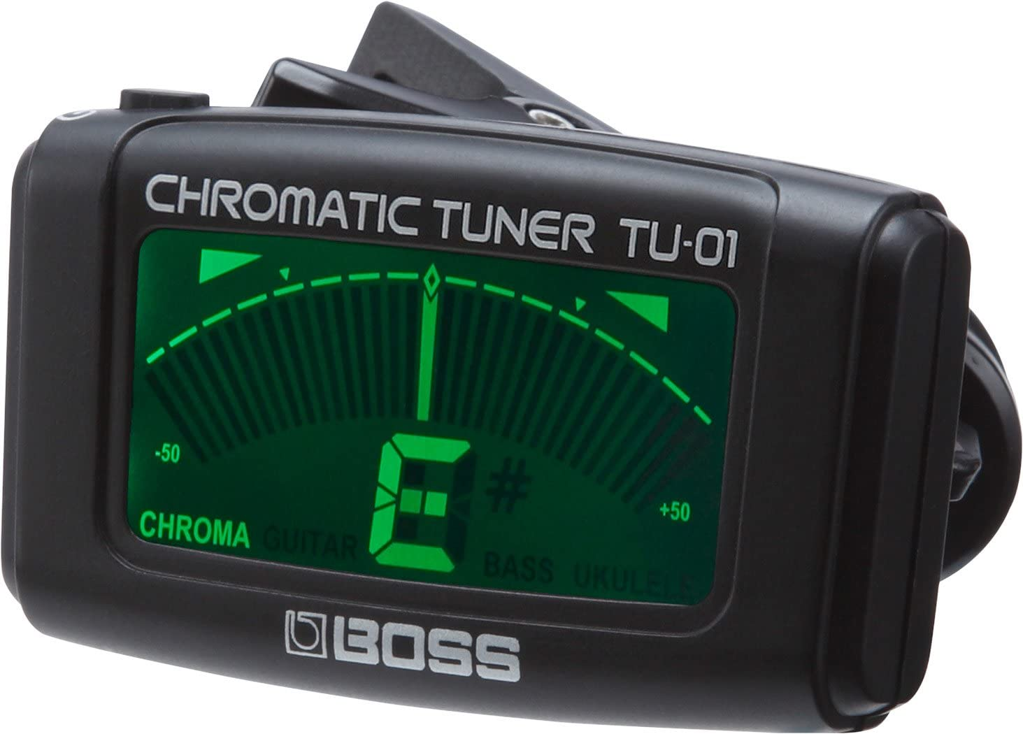 BOSS CHROMATIC TUNER tu-01
