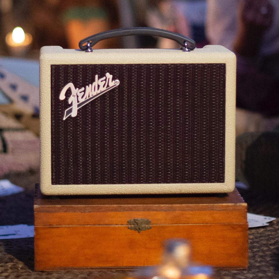 Fender INDIO bluetooth amp