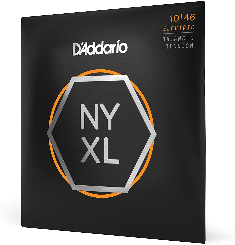 D'ADDARIO  NYXL 10-46 Electric Strings